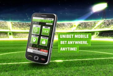 Pariurile de pe mobil la agentia de pariuri Unibet
