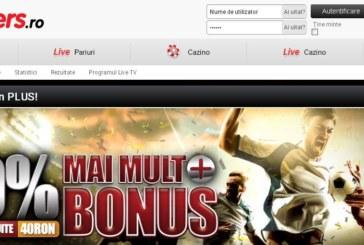 Ghid pariuri sportive online pentru agentia Winmasters