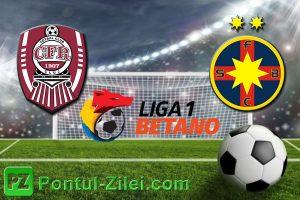 CFR Cluj vs FCSB - Prefatam derby-ul etapei din Liga 1 Betano!