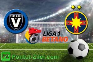 FC Viitorul vs FCSB - Mizam pe trupa lui Nicolae Dica