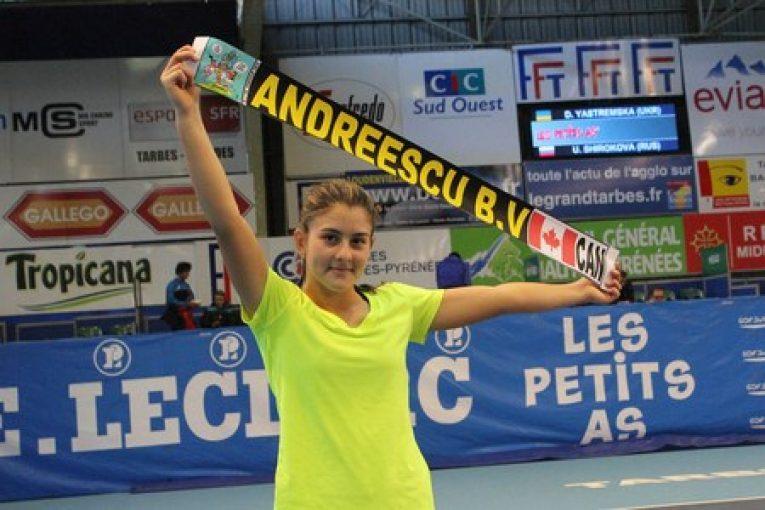 Ponturi tenis feminin primul tur Quebec