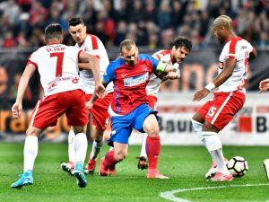 FCSB vs Dinamo, duelul marilor rivalitati - Derby-ul Romaniei ne aduce profit!