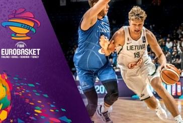 Germania si Lituania isi disputa primul loc in grupa B la Eurobasket