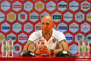 Dinamo vs Concordia, restanta din Liga 1 - Miriuta, hotarat sa-si invinga fosta echipa!