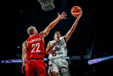 Serbia, favorita contra Italiei in ultimul sfert de la Eurobasket