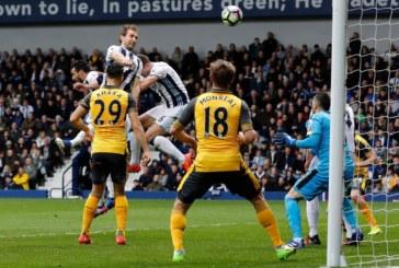 Arsenal cauta sa-si ia revansa cu West Brom – Gareth Barry intra in istoria Premier League