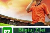 Biletul Zilei fotbal – Miercuri 17 Octombrie – Cota 2.13 – Castig potential 213 RON