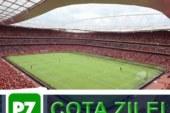 Cota zilei din fotbal – Miercuri 17 Octombrie – Cota 2.00 – Castig potential 200 RON