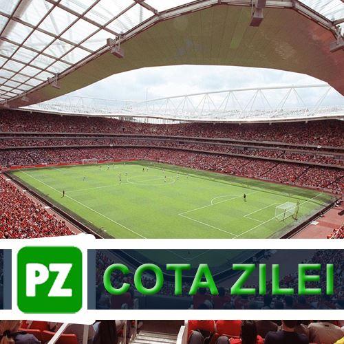 Cota zilei din fotbal – Joi 06 Decembrie – Cota 2.15 – Castig potential 215 RON