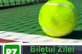 Biletul zilei din tenis – Miercuri 17 Octombrie – Cota 2.40 – Castig potential 240 RON