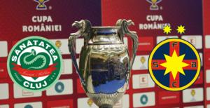 Sanatatea Cluj vs FCSB - Antrenament cu public pentru elevii lui Dica!