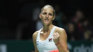 Ponturi tenis feminin Karolina Pliskova vs Jelena Ostapenko