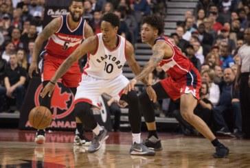 Baschet NBA: Reusesc DeRozan si ai lui a patra victorie consecutiva?