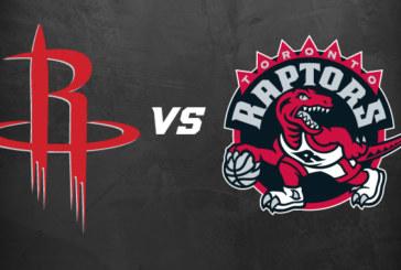 Houston Rockets vs Toronto Raptors: O noua victorie pentru Houston Rockets?