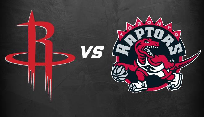 Ponturi pariuri NBA: Houston Rockets vs Toronto Raptors
