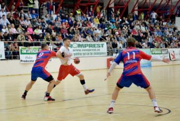 Derby de foc în Liga Naţională de handbal, între Steaua şi Dinamo