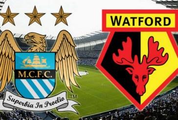 Man. City vs Watford – Oamenii lui Guardiola îşi continuă marşul spre titlu