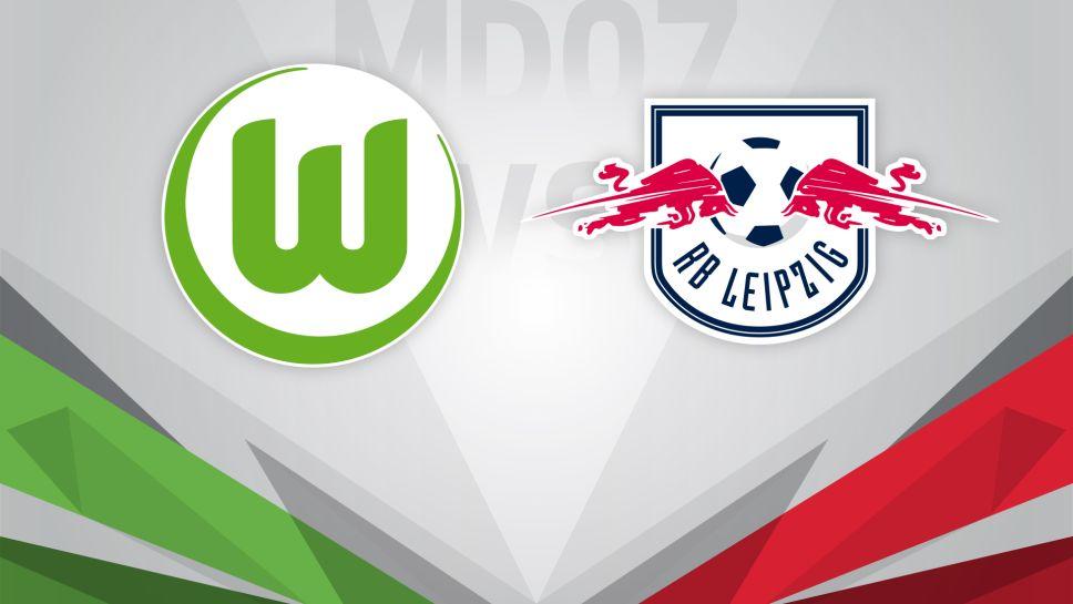 Ponturi pariuri fotbal Bundesliga - Wolfsburg vs Leipzig