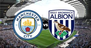 Man. City vs West Bromwich - \