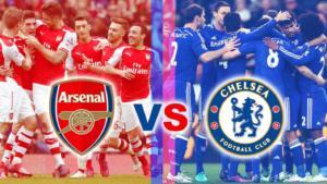 Arsenal vs Chelsea - Cota 3.45 pentru al cincilea egal la rând în derby-ul londonez