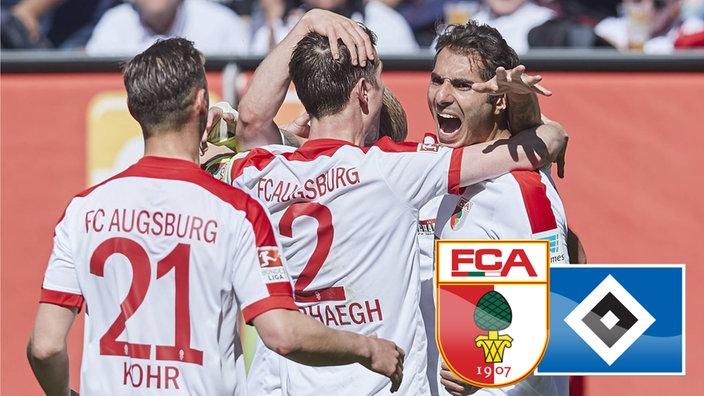 Ponturi pariuri fotbal Bundesliga - Augsburg vs Hamburg