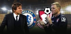 Chelsea vs Bournemouth - Cotă tare de 2.80 pentru trei variante de scor probabil