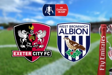 Exter vs West Brom – Alan Pardew nu își menajează niciun jucător!