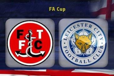 Fleetwood Town vs Leicester – Cote bune de tot pentru victoria oaspeţilor