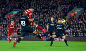 Swansea vs Liverpool - \