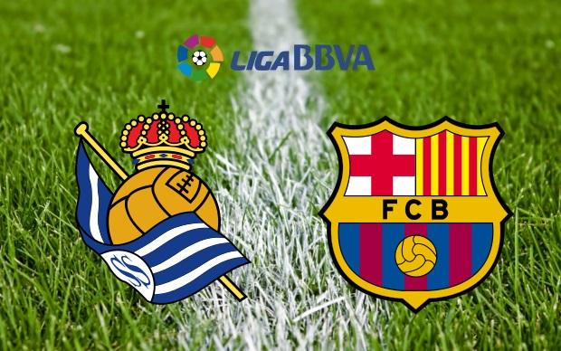 Ponturi pariuri fotbal La Liga - Real Sociedad vs Barcelona