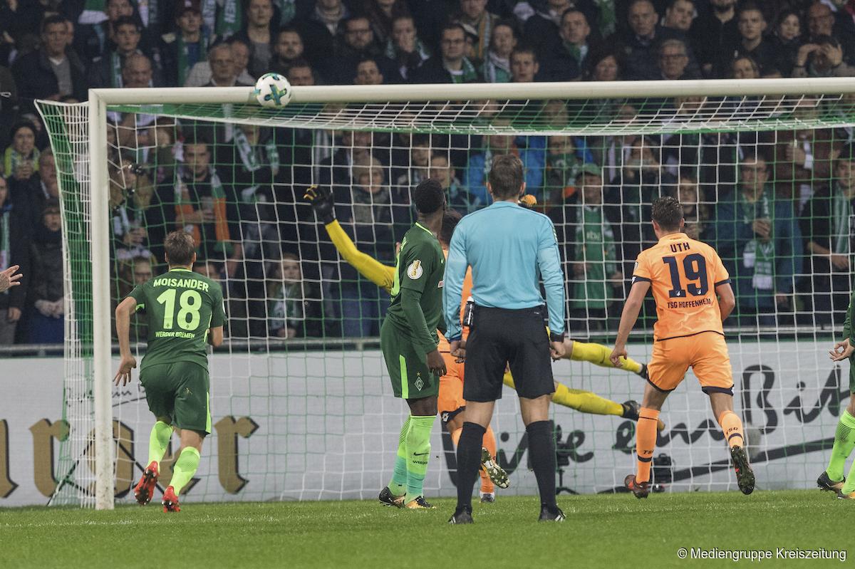 Ponturi pariuri fotbal Bundesliga - Werder Bremen vs Hoffenheim