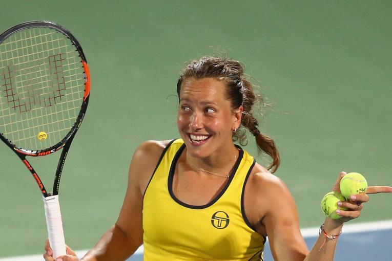 Meciul zilei din tenis Angelique Kerber vs Barbora Strycova