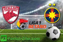 Dinamo vs FCSB – Top promotii la casele de pariuri online