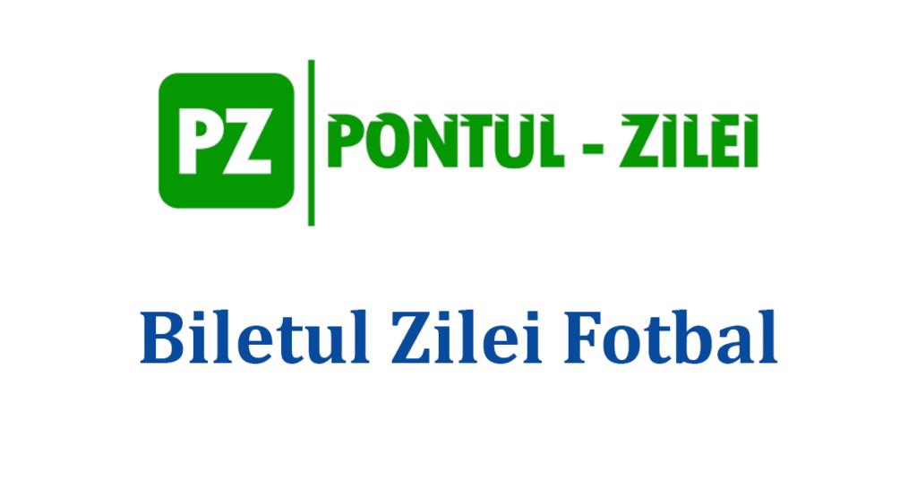 Biletul zilei din fotbal 15 Martie – Pontul-Zilei (Cota 3.06)
