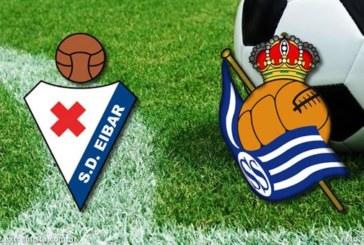 Eibar vs Real Sociedad – Spectacol într-un nou derby basc