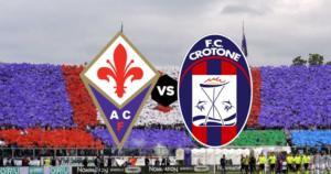 Ponturi Crotone vs Fiorentina fotbal 22 mai 2021 Serie A