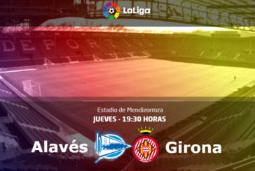 Alaves vs Girona – Bascii n-au primit gol de trei etape