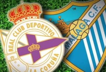 Deportivo vs Malaga – Florin Andone îşi joacă ultima carte