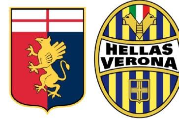Genoa vs Verona – Cinci şanse de câştig fără emoţii