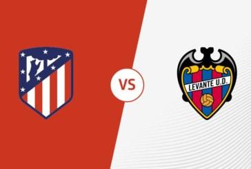 Atletico Madrid vs Levante – Două cote cu care să-ți dublezi investiția!