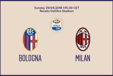 Bologna vs AC Milan – Rossonerii, neînvinși de 16 ani pe Renato Dall'Ara!