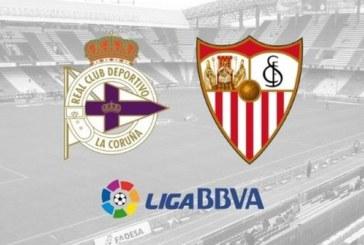 Deportivo La Coruna vs Sevilla – Nu rata cota asta de 2.60
