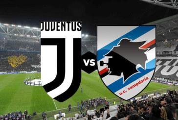 Juventus vs Sampdoria – Toţi banii, pe Bătrâna Doamnă