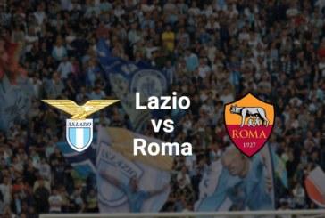 Lazio vs AS Roma – Derby della Capitale aduce un plus în buzunare