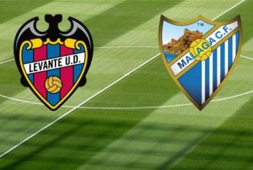 Levante vs Malaga – Gazdele mai pot face un pas spre salvare