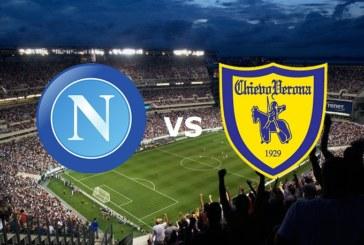Napoli vs Chievo – Gazdele n-au renunţat la scudetto