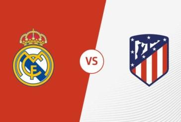 Real Madrid vs Atletico – Meciul zilei din fotbal 8 Aprilie!
