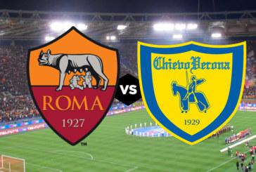 AS Roma vs Chievo – Trei cote cu care să îți dublezi investiția!