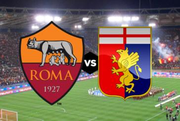 Roma vs Genoa – Încă un pas spre Liga Campionilor