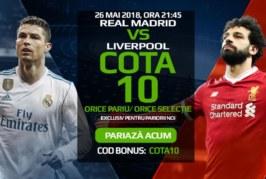 Biletul zilei din fotbal – Vineri 25 Mai – Cota 2.57 – Castig potential 257 RON